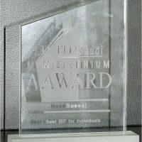 Best ISP for Individuals (Naseej) from ITP Saudi MILLENNIUM AWARD