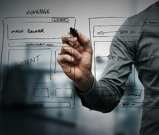 تطوير وتنفيذ البوابات الإلكترونية